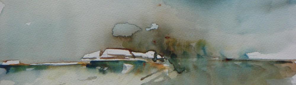 karen julie frederiksen, akvarelmaler